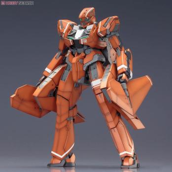 Model-Kits-KG-6-Sleipnir-bersiap