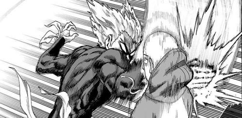 Onepunch-Man-74-Hero-Hunter-menyerang-Saitama