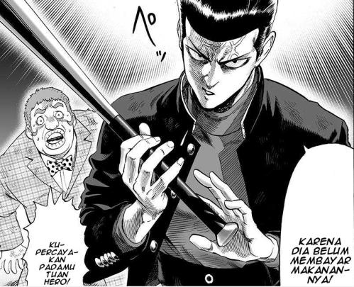 Komik Onepunch Man 76 Hal 5 Baca Komik Manga Bahasa Indonesia Online