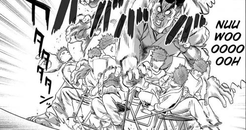 Komik Onepunch Man 77 Hal 8 Baca Komik Manga Bahasa Indonesia Online